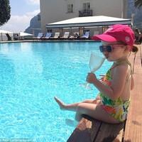 Hároméves kislány az Instagram új sztárja