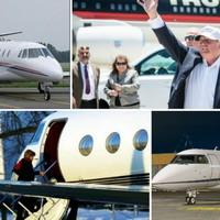 Milyen gépekkel repkednek az amerikai csúcspolitikusok?