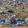 Mit tesz egy sátor a környezettel?