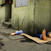 Hihetetlenül vicces utcai jelenetek