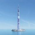 Készül a világ második legmagasabb tornya