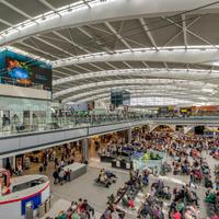 Megnevezték a legrosszabb brit repülőteret