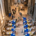 Orgonamuzsikára kapják az oltást Angliában