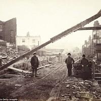 Így épült az első metró