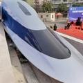 Szupervonatot épített Kína