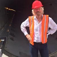 A jövő közlekedését hozza el Richard Branson