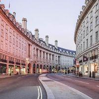 London, szellemváros