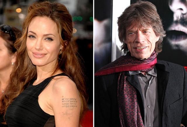 Angelina Jolie és Mick Jagger.jpg