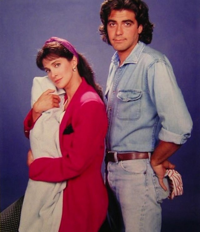 George Clooney és Connie Sellecca.jpg