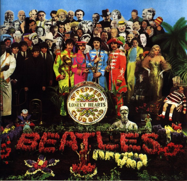 The Beatles Sgt Pepper lemezborító.jpg