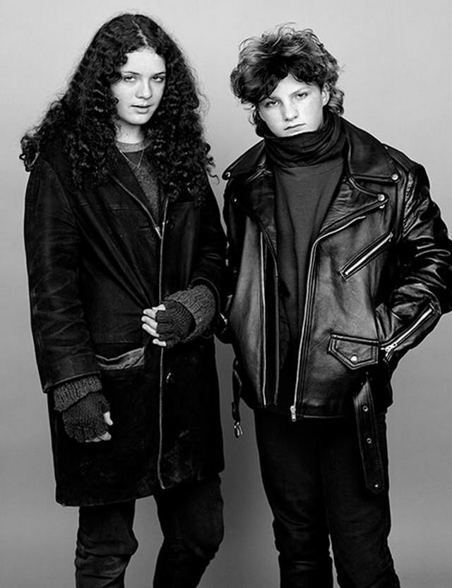 Carole és Serge, 1982