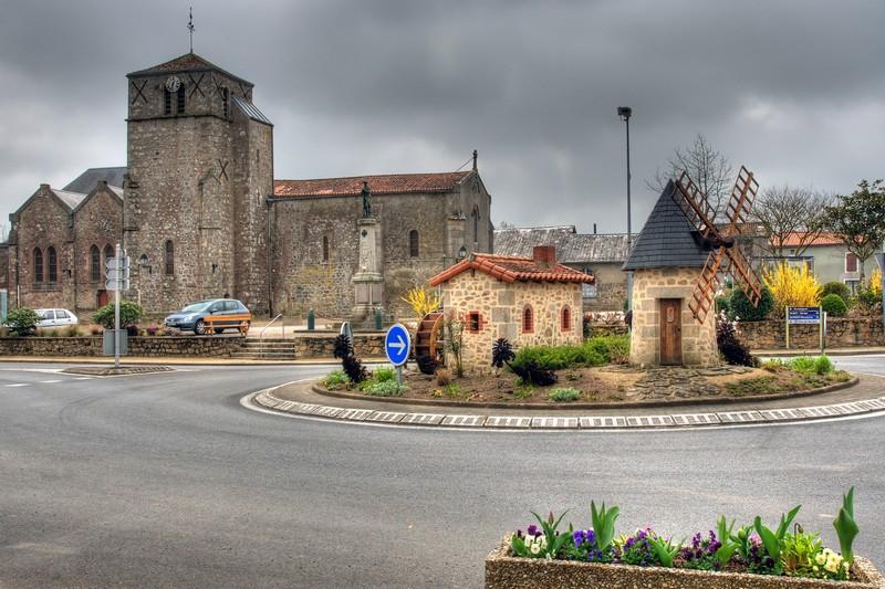 Franciaország, Clessé (fotó: flickr.com / Tony Emmett)