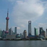 Sanghaj, nyílt város