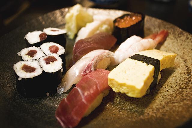 Mit együnk japánban