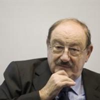 Umberto Eco az izraeli irodalmi bojkott ellen