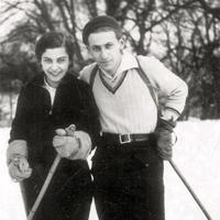 Radnóti Miklósné és Radnóti Miklós