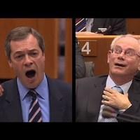 Nigel Farage, az Unió fantomja