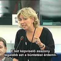 Szegedi Csanád és Morvai a szlovák ellen
