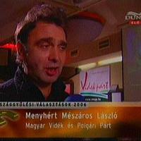 Menyhért Mészáros László, a pletykakirály