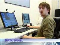 Rátai Dániel 3D-s találmánya