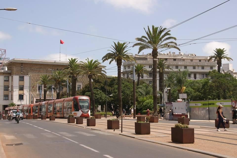 Casablanca villamos