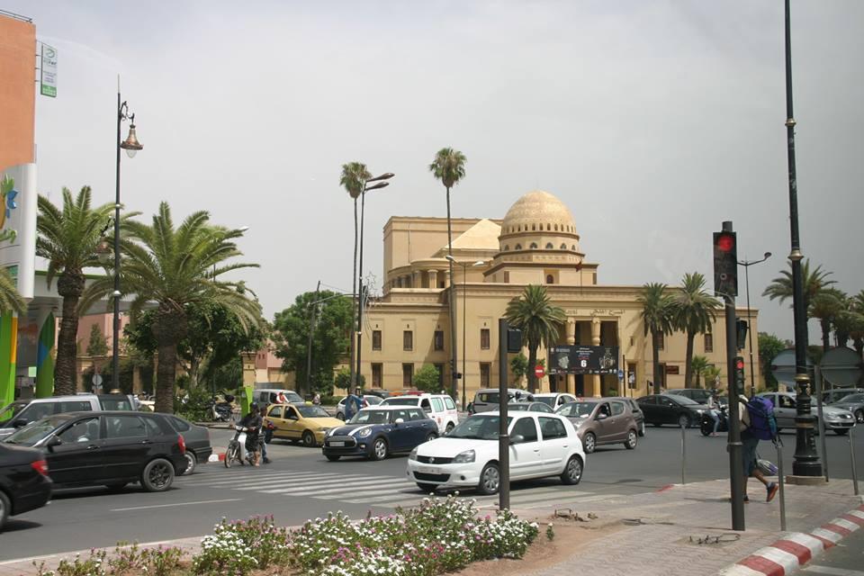 Marrakechben az új Királyi Színház