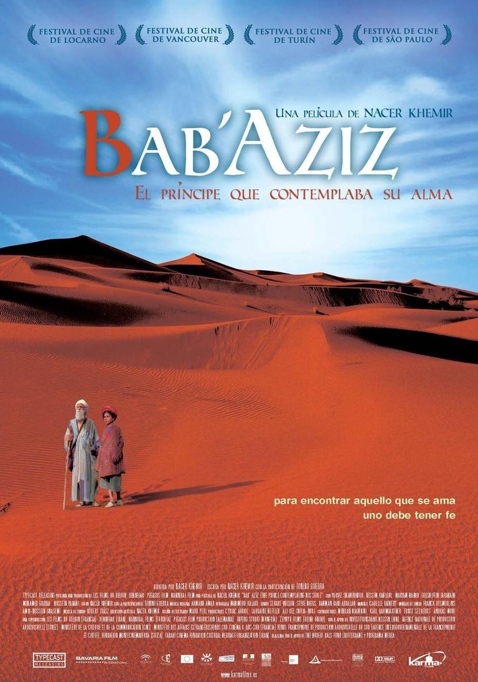 Báb Aziz c. film