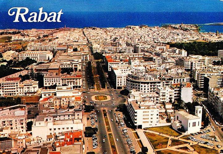 Rabat a gyarmati időszakban