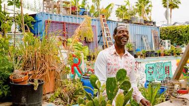Városi kertészkedés gangsta-style