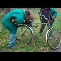 Fahordás biciklivel?