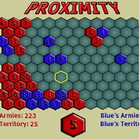 Számháború hexatáblán