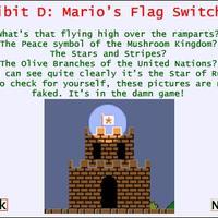 Mario ügynök volt