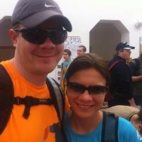 Majális terepfutással -  Vitézlő 2012 versenybeszámoló