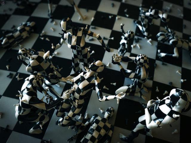 Ha sakkjátszma az élet, Te fehérrel, vagy feketével játszol?