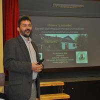 Novemberi műhelybeszélgetés az energiagazdálkodásról (2013)