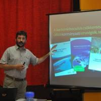 Májusi műhelybeszélgetés az energiagazdálkodásról (2013)