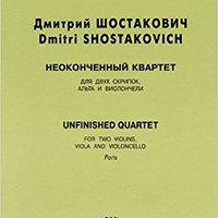``NEW`` Unfinished Quartet: Parts. proezas Manalich NORMAL empresa setup