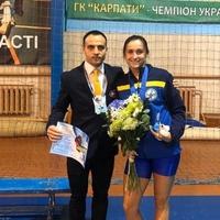 Egy kárpátaljai nő aranyat nyer az Európai Súlyemelés Európa Bajnokságon (FOTÓ)