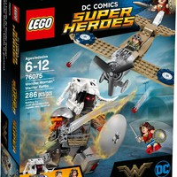 Bemutató - 76075 Wonder Woman, a harcos csatája