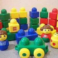 LEGO figurák története - 4. rész