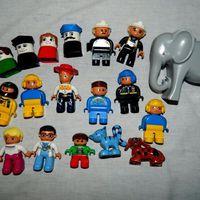 A LEGO figurák története - 2. rész