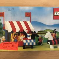 LEGO 383-2 / 6083 - A lovagi torna