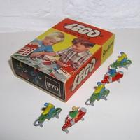 A LEGO figurák története - 1. rész
