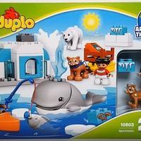 Review - LEGO DUPLO 10803 Arctic