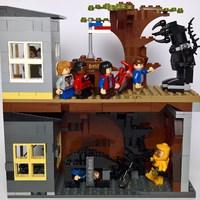A Stranger Things LEGO készlet margójára