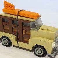 Szörfös kocsi