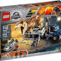 Bemutató - 75933 T-Rex szállítás