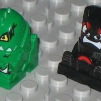 LEGO figurák története - 5. rész