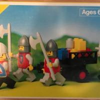 LEGO 677 - 6077-1 - A katonák felvonulása