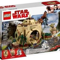 Bemutató - 75208 Yoda kunyhója